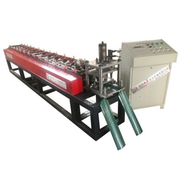 Colored Steel Metal Protection Fence Roll Forming Machine