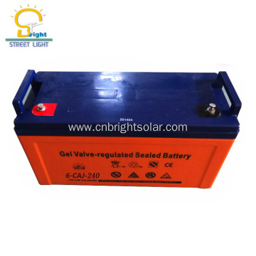 Solar Battery for Solar Street Light