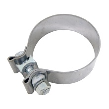 Carbon Steel Exhaust Band Clamps