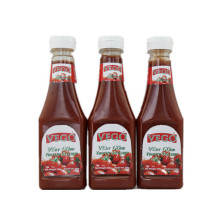 ODM for China Manufacturer of Tomato Ketchup, Canning Ketchup, Different Packagings Tomato Paste Double Concentrated Canned Tomato Ketchup export to China Taiwan Importers