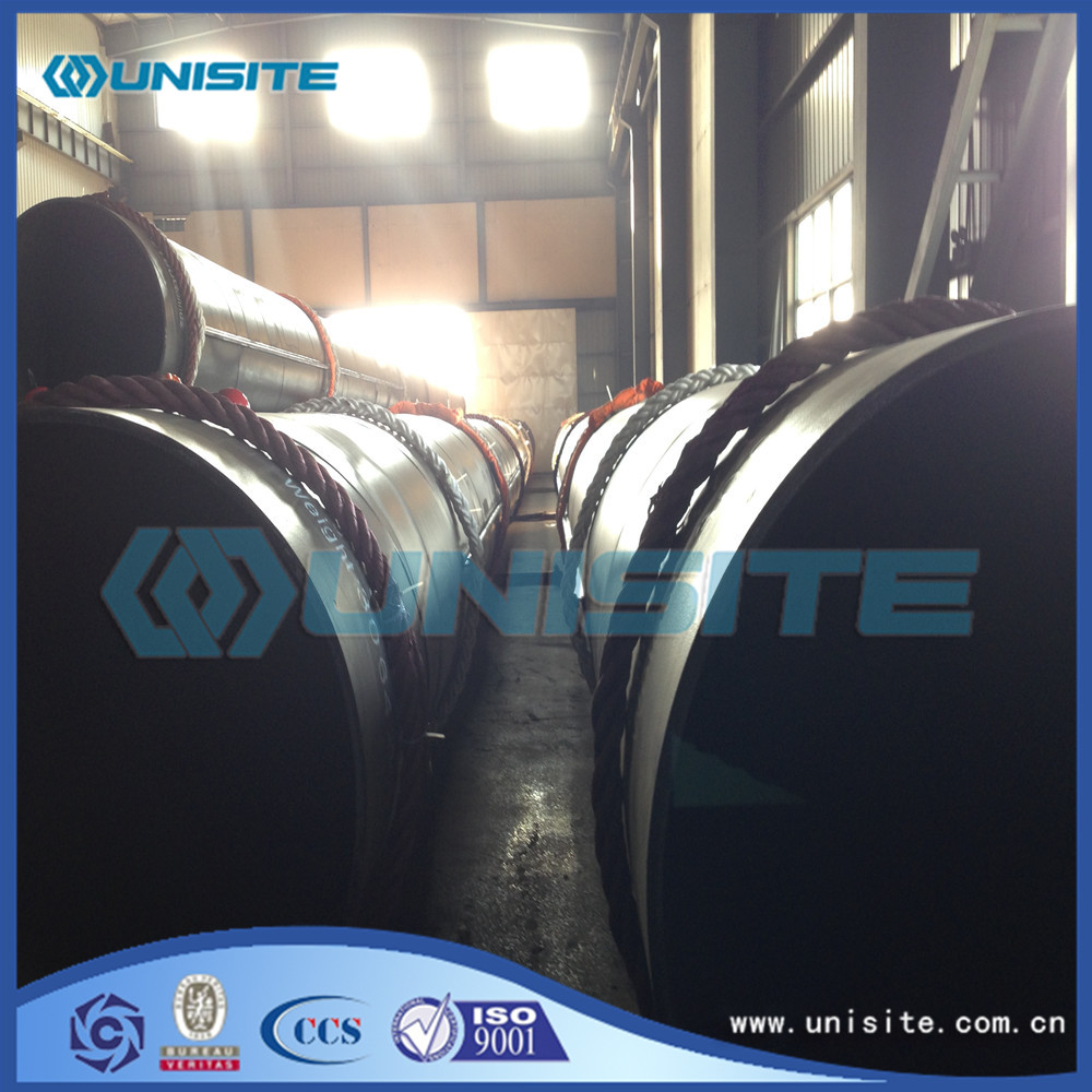 Steel Seamless Piling Pipes