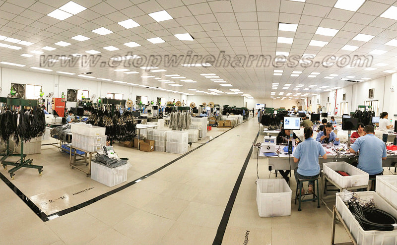 Etop Wireharness Production Line