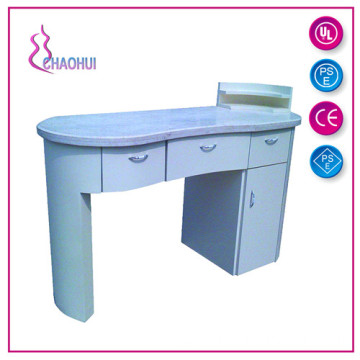 Best quality and factory for Cosmetic Manicure Table Nail Salon Furniture Manicure Table export to Indonesia Factories