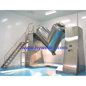 Food Particle Mixing Machine