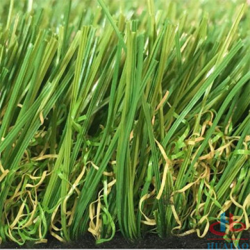 30mm Natural Looking Waterproof landscape Artificial Turf