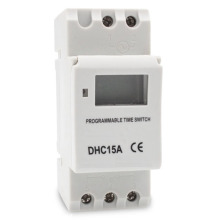Fast Delivery for Timer Relays,Time Delay Relay,Digital Timer Switch Manufacturers and Suppliers in China DHC 15 Digital Timer export to Seychelles Exporter