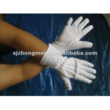 China New Product for Working Cotton Knitted Gloves Moisturizing White Cotton Gloves supply to Botswana Wholesale