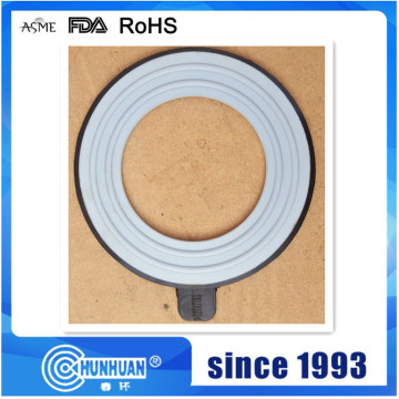 PTFE Coated Rubber Gasket