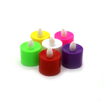 Control Led Flameless Candle