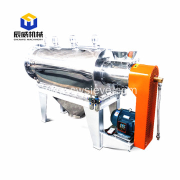 air flow screening sifter sieve for powder