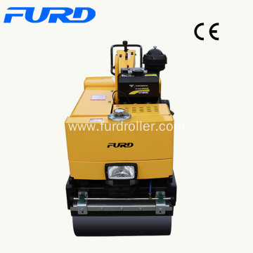 800kg Hydraulic Hand Roller Compactor