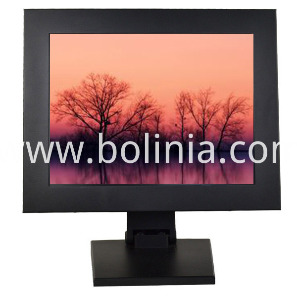 Embedded Monitor With Stand