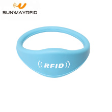 custom nfc chip bracelet rfid wristband price