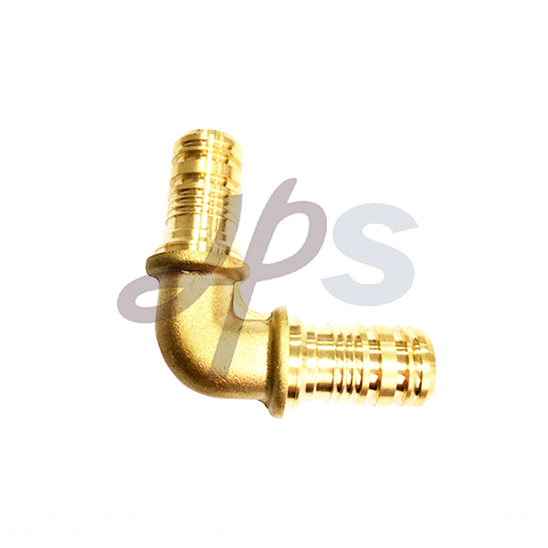 Brass Pex Elbow He842