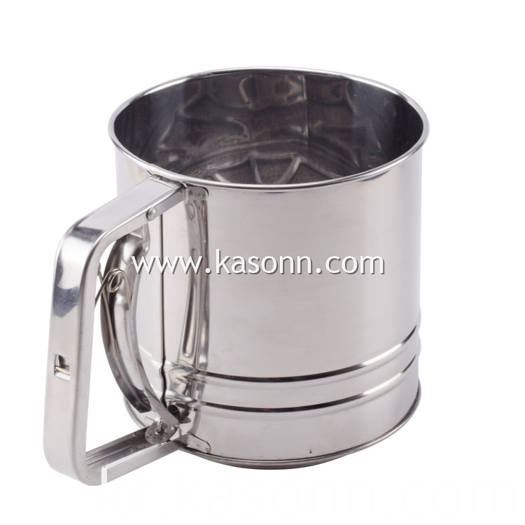 5 Cup Manual Sifter
