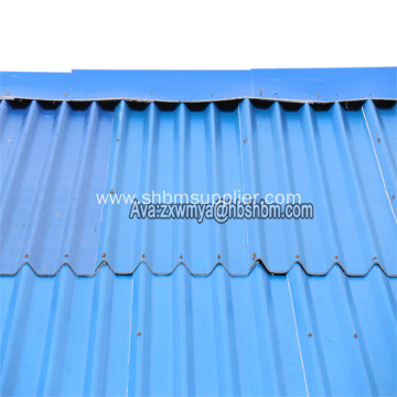 Shock-Resistant Anti-moss Heat-Insulation MgO Roof Sheet