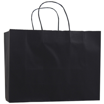 Custom Design Clothing Wood-Free Paper Shopping Bag