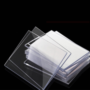 Clear Food Grade Extruded transparent PET Plastic Sheet