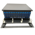 4U Rack Mount Fiber Distribution Units 144 Fibers