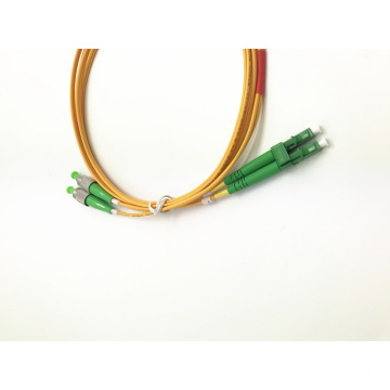 FC TO LC APC SM DX patch cord