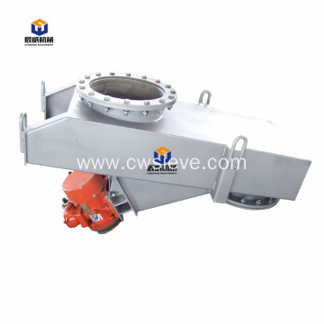industrial stainless steel vibrating feeder