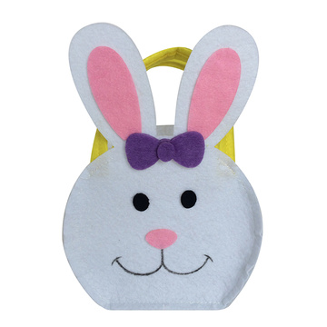 Cute rabbit Easter candy bag
