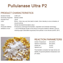 Pullulanase for starch sugar