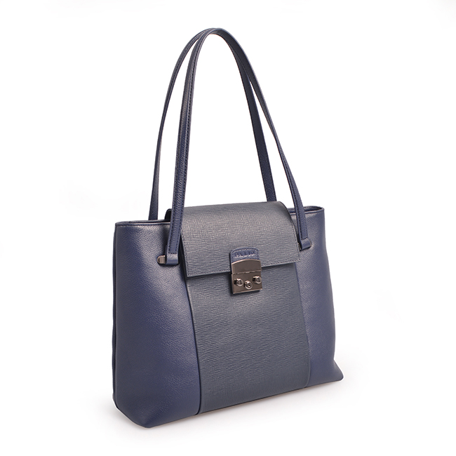 Leather Women Handbags Large Tote Causal Bags