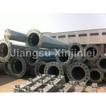 PriceList for for Transmission Line Steel Pole 220kV Steel Tubular Utility Pole export to Croatia (local name: Hrvatska) Supplier