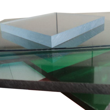 Tensile Strength Ten Year Solid Polycarbonate Sheet