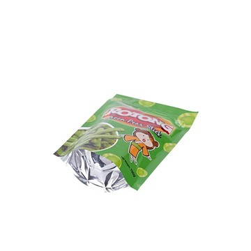 Multi-color Zipper Packaging Bags for Snacks