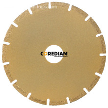125mm Segmented Vacuum Brazed Saw Blade