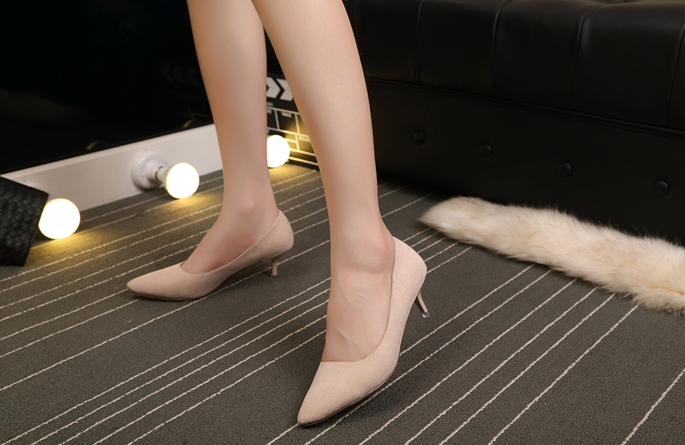 Women's Pointed Toe Pumps