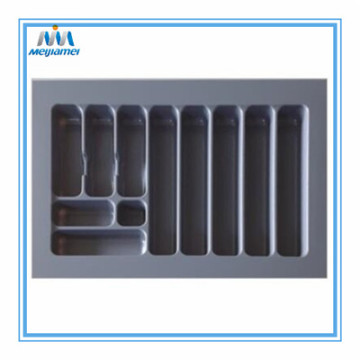 Plastic cutlery trays for drawers 850mm