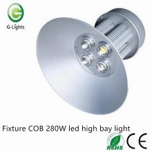 Fast Delivery for High Bay Light Fixture COB 280W led high bay light supply to Russian Federation Factories