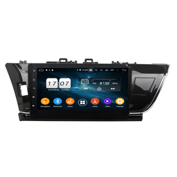 android car dvd player for Corolla Left