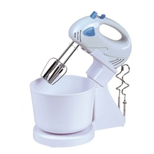 cheap kitchen electric stand hand mixer with bowl