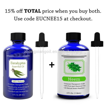 OEM 100% Pure Eucalyptus Essential Oil
