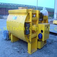 Customized for Js Series Concrete Mixer JS500 Concrete Mixer Machinery supply to Togo Factory