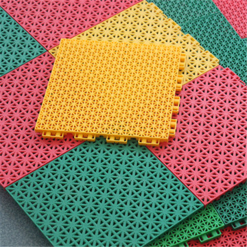 Outdoor Use PP Interlocking Tile
