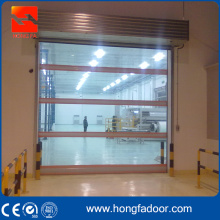 Transparent PVC Great Performace High Speed Door