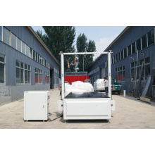 Foam board hot copper wire cutting machine