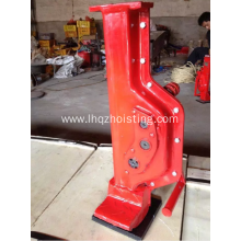 Good Quality for Mechanical Steel Jack 5Ton hand type Mechanical Steel Lifting Jack supply to France Importers