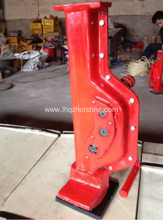 6 ton Lift Mechanical Steel Jack