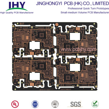 6 Layer Second Order HDI PCB