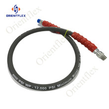 22mm best quality pressure washer hose 1/4