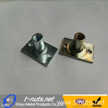Tee Nut for Rock Climbing Holding