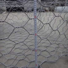 China Factories for Hexagonal Mesh Gabion Box Zn-Al/Galfan or Galvanized wire hex Gabion Baskets supply to Guinea Manufacturer