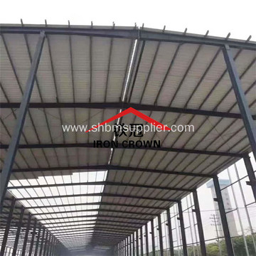Alkali-proof Heat-insulating Long-span MgO Roofing Sheet