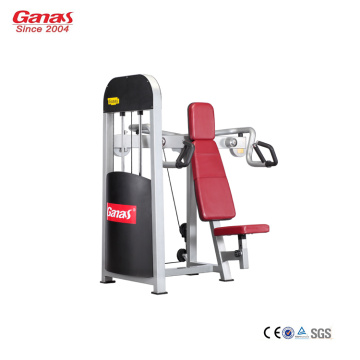 Cheap price for China Heavy Duty Gym Machine,Hotel Gym Device Home Gym Equipment Manufacturer Professional Gym Workout Equipment Shoulder Press export to Germany Exporter